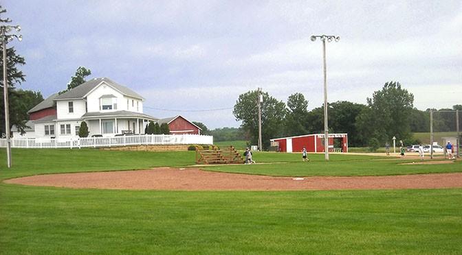 Field of Dreams site in Dyersville, Iowa