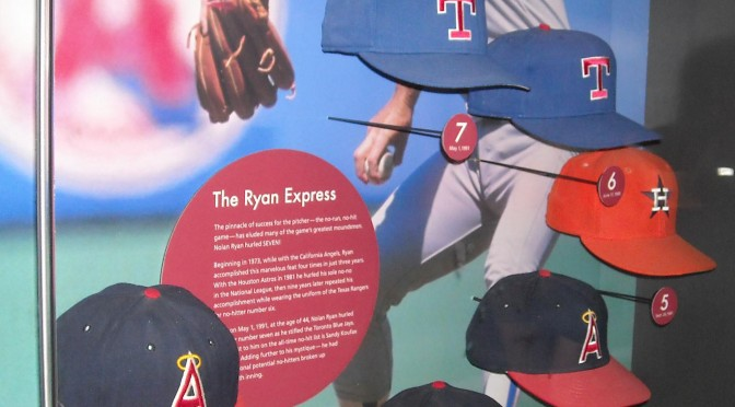 Happy 69th birthday to no-no record holder Nolan Ryan
