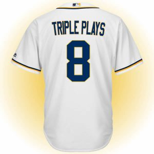 Triple plays 8
