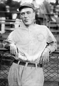 """Salida"" Tom Hughes threw a no-hitter for Boston in 1916."