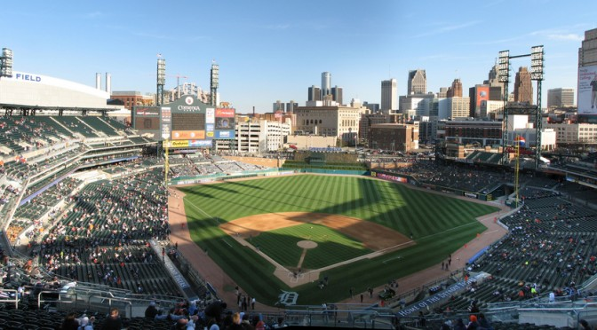 #17, the Detroit Tigers