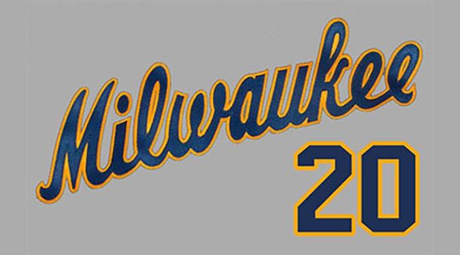 #25, the Milwaukee Brewers