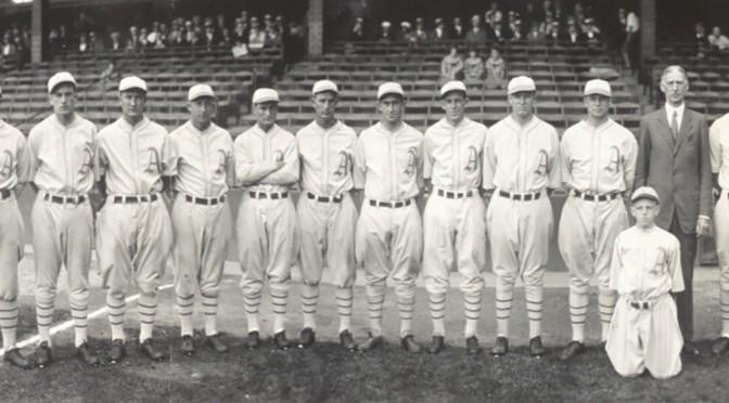 #10, the Oakland Athletics