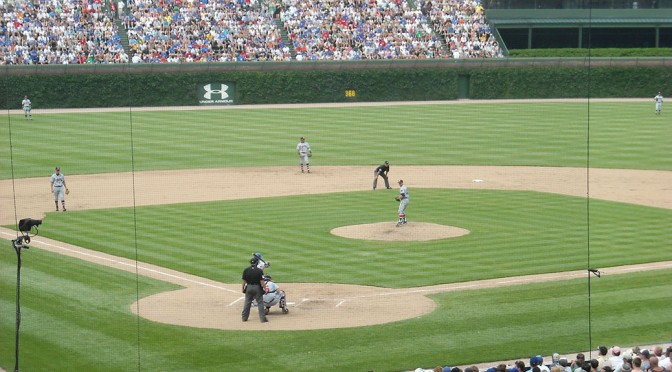 #8, the Chicago Cubs
