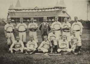 The Indianapolis Hoosiers baseball team