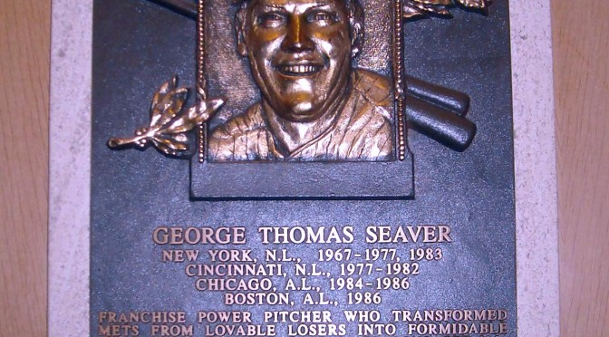 Seaver signs for $172K, 42 years ago today, but it doesn't buy a Mets' no-no