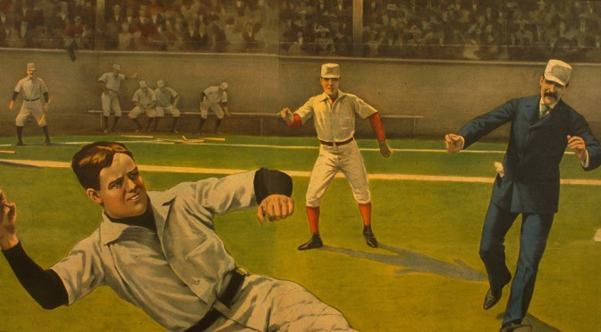 Baseball's first no-hitter, 140 years ago today