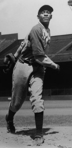 Satchel Paige (Courtesy of the Ernie Harwell Sports Collection, Detroit Public Library)