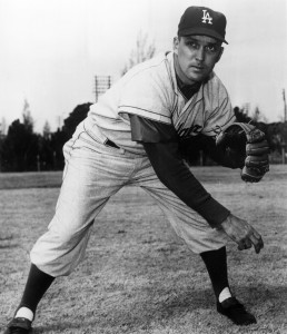 Carl Erskine threw Ebbets Field no-nos in '52 and '56