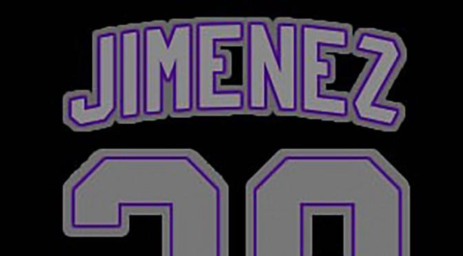 Happy 32nd birthday to Ubaldo Jimenéz, threw Rockies' only no-hitter