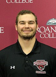 John Ruhlman (Roanoke College photo)