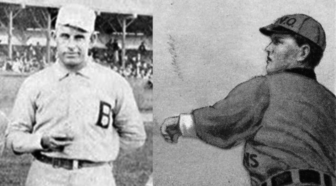 Baseball's first same-day no-nos, 119 years ago today