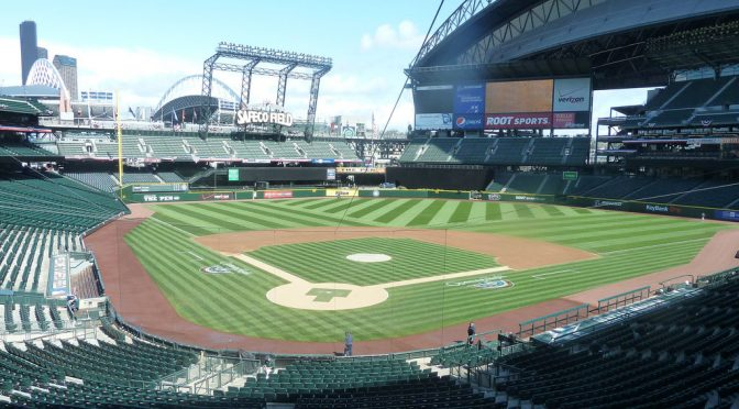 (Feature photo Daytime Safeco Field by Richard Eriksson under license CC BY 2.0)