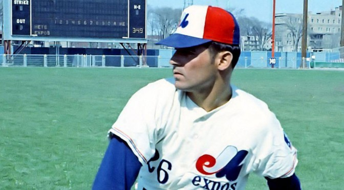 Expos' Stoneman no-hits Mets, 44 years ago today