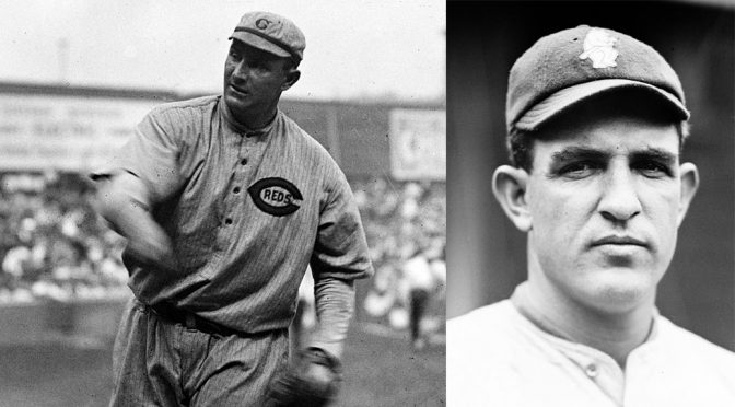 Baseball's only 9-inning double no-no, 99 years ago today