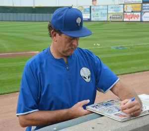Frank Viola is now a pitching coach in the New York Mets organization.