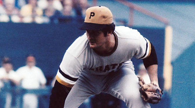 Pirates' Bob Moose no-hits Mets, 48 years ago today