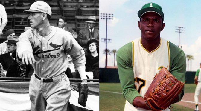 Cardinals' Paul Dean, Athletics' Vida Blue throw no-hitters on this date
