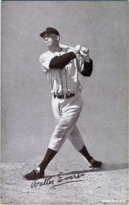 Hoot Evers (Ernie Harwell Sports Collection, Detroit Public Library)