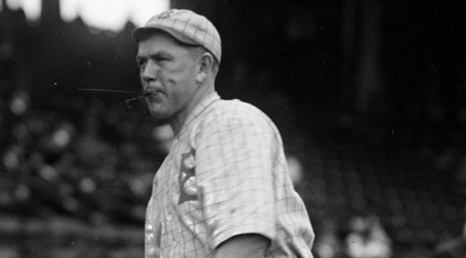 Hilldale's Cockrell no-hits Detroit Stars, 105 years ago today