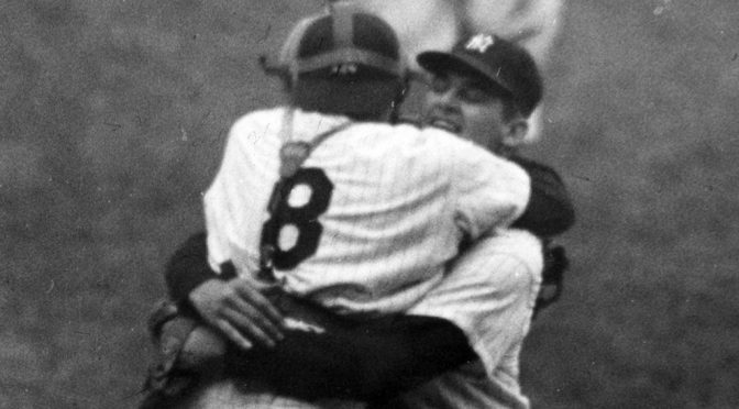 Today is the 61st anniversary of Don Larsen's World Series perfect game