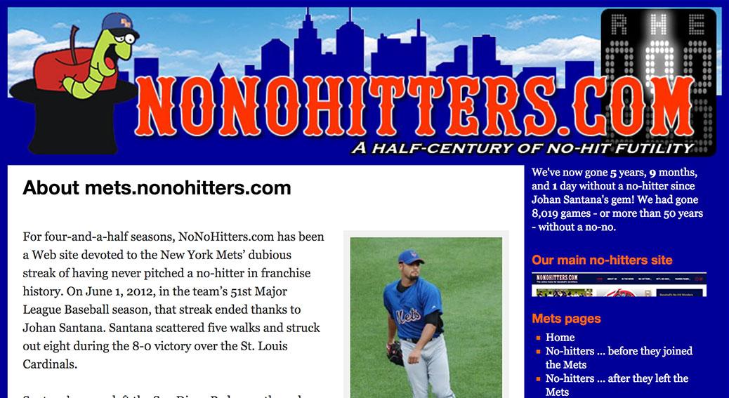 mets.nonohitters.com