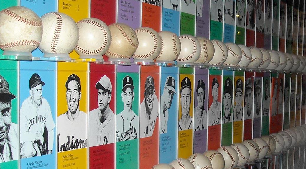 No-no balls at Hall of Fame