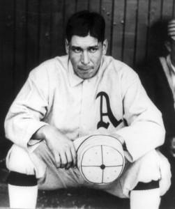 Chief Bender threw the Philadelphia Athletics' second no-hitter in 1905.