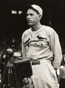 Dizzy Dean (Image courtesy of the Ernie Harwell Sports Collection, Detroit Public Library)