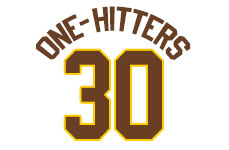 One-hitters 30