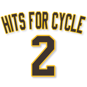 Hits for cycle 2