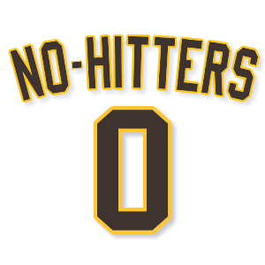 No-hitters 0