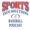 sports info solutions baseball podcast